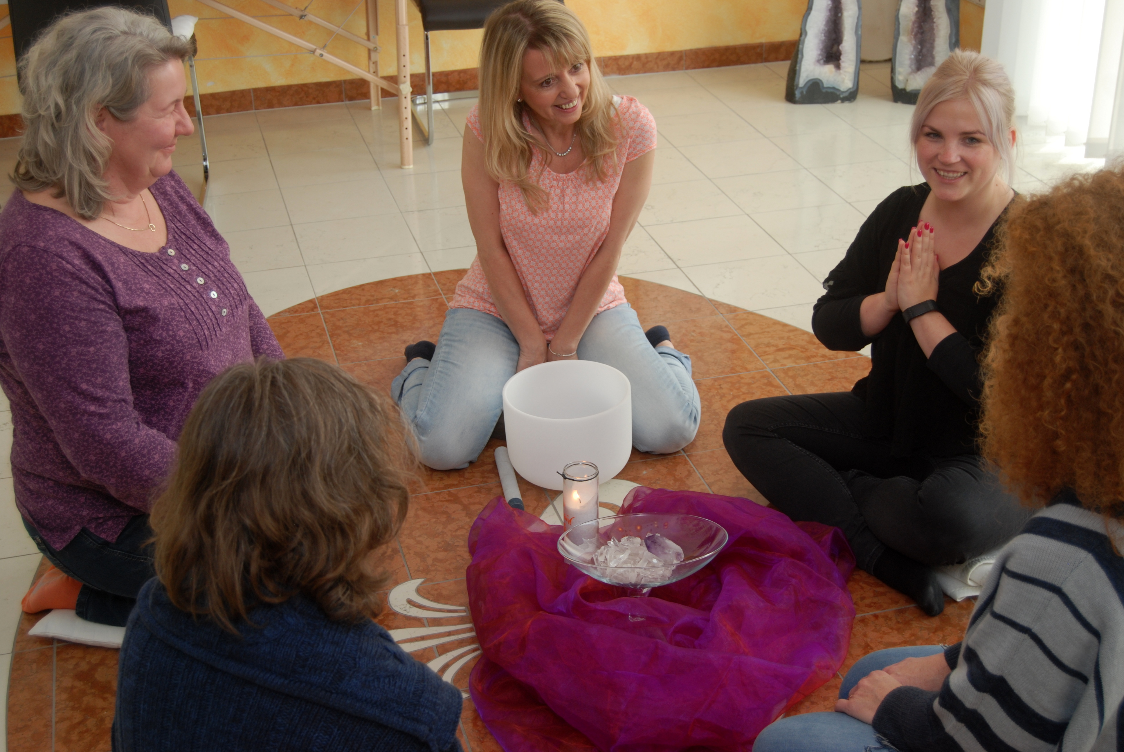 Meditation - Channeling